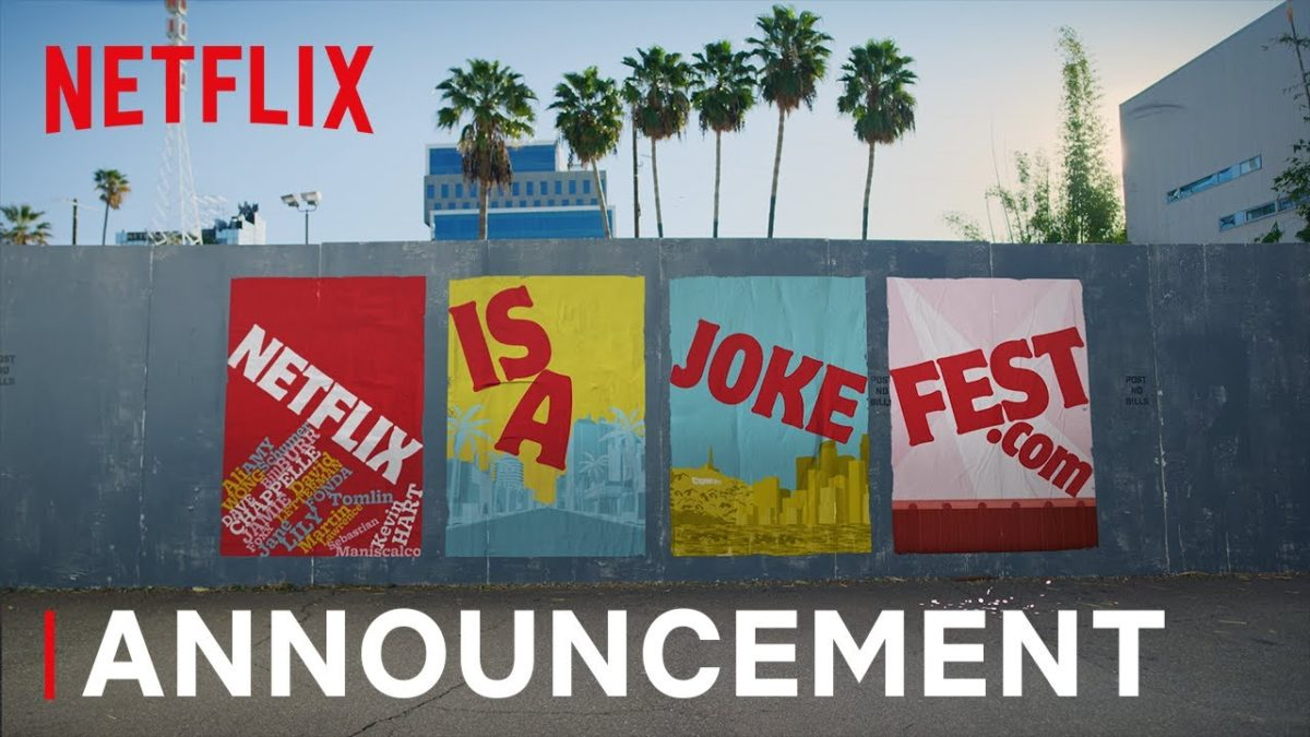 Netflix Is a Joke Fest One of the World's Biggest Comedy Festivals