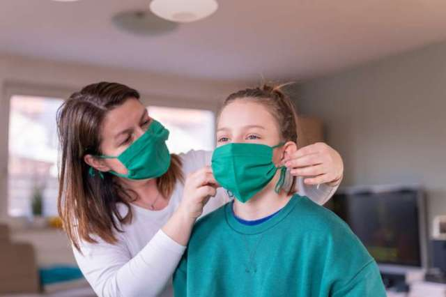 Wear Masks During the Pandemic