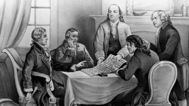 Drafting Committee for the Declaration of Independence