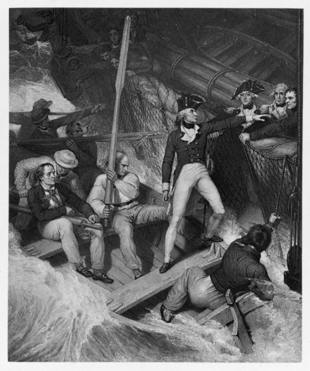 Corsairs of the American Revolution