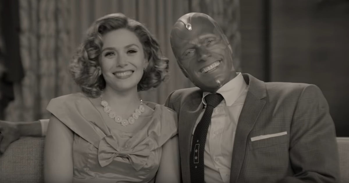 WandaVision Trailer Takes the Form of a Quirky '50s Sitcom