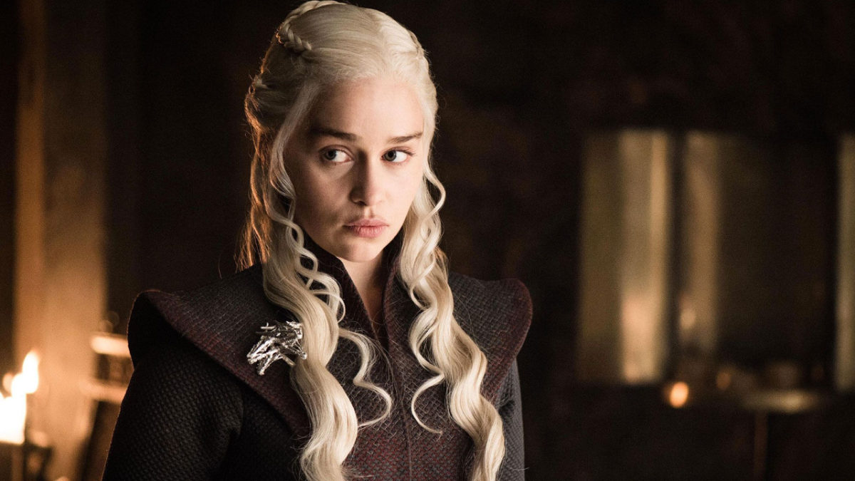 Game of Thrones: Emilia Clarke's moving theory on the series finale – news series on tv