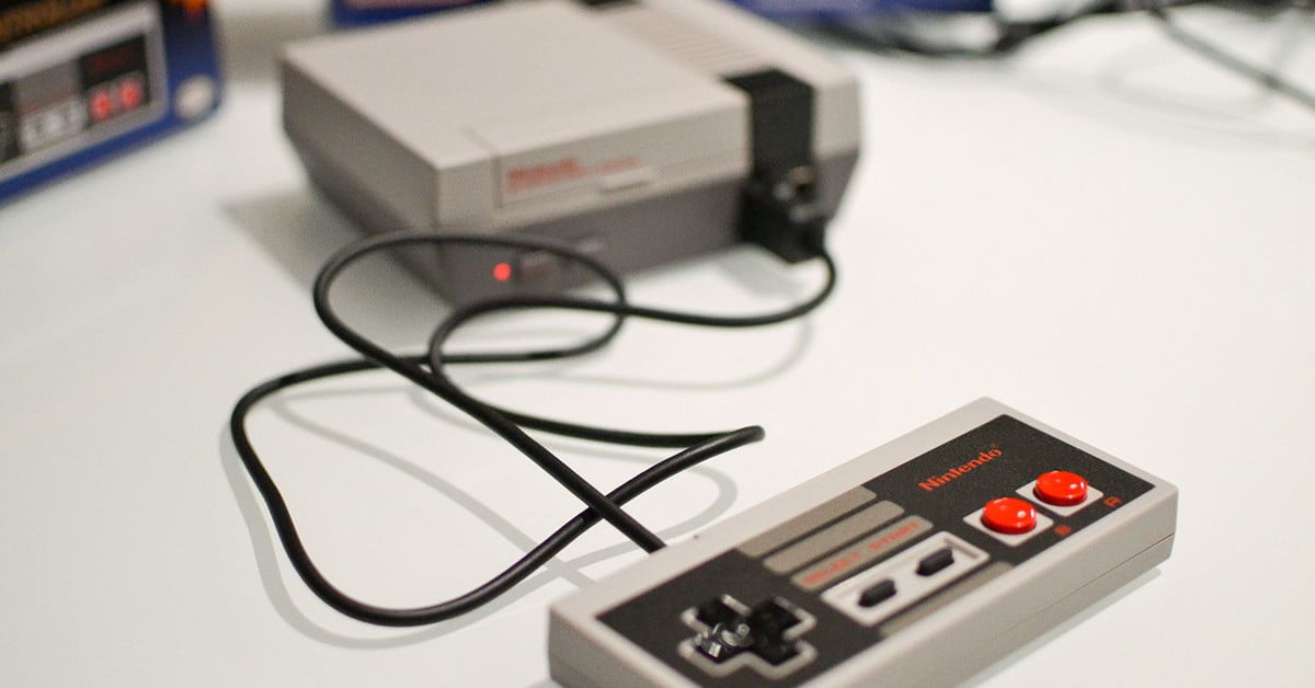 How to Hack a NES Classic Edition to Play Over 700 Games