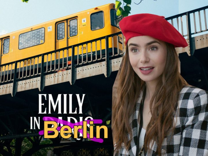 Just Imagine Emily in Paris Actually Went to Berlin Instead