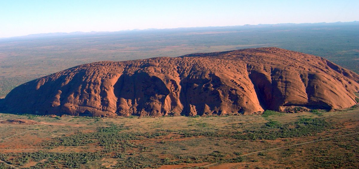 Sacred Aboriginal Site Ayers Rock Removed From Google Street View