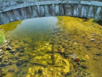 Lost Medieval Bridge That Transported Kings & Queens Re-Emerges