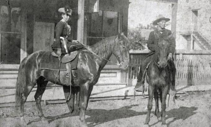 Belle Starr, Outlaw of the Wild West