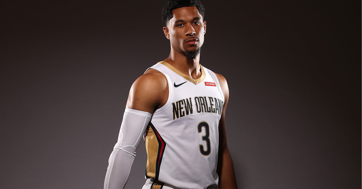 Josh Hart of the Pelicans talks gaming in the NBA