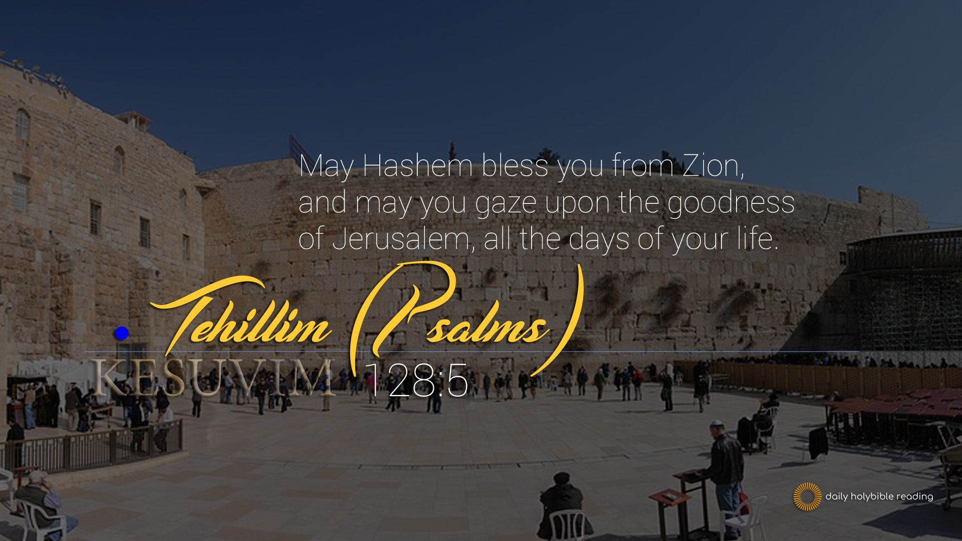 Psalms Chapter 128