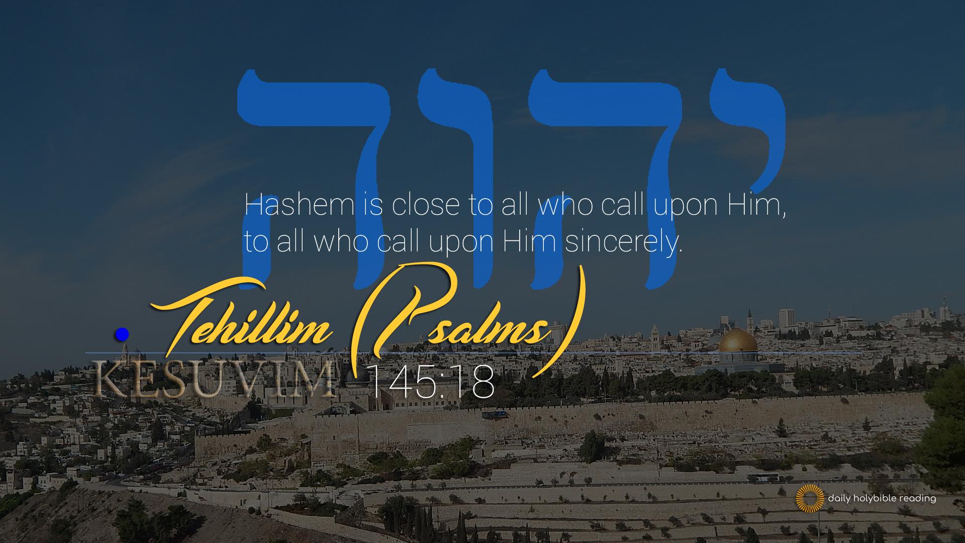 Psalms Chapter 145