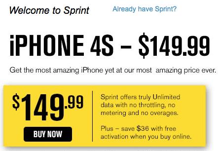 Sprint-iPhone4S