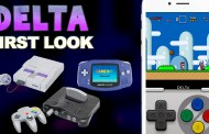 First Look: Delta Emulator for iOS (A GBA, N64, SNES All-in-One Emulator for iPhone, iPad & iPod)!