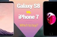 Samsung Galaxy S8 vs iPhone 7: Full Comparison