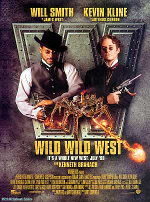 Vahşi Vahşi Batı online izle