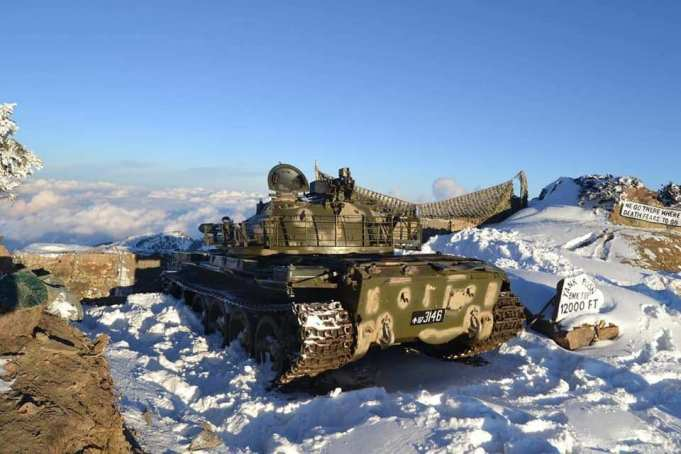 Pakistan Army Deploy Tanks at 3,176 Meter at a Pass in Koh-i-Safed   Details
