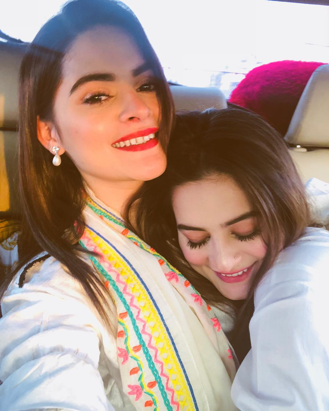Aiman Khan Look Stunning in these New Photos