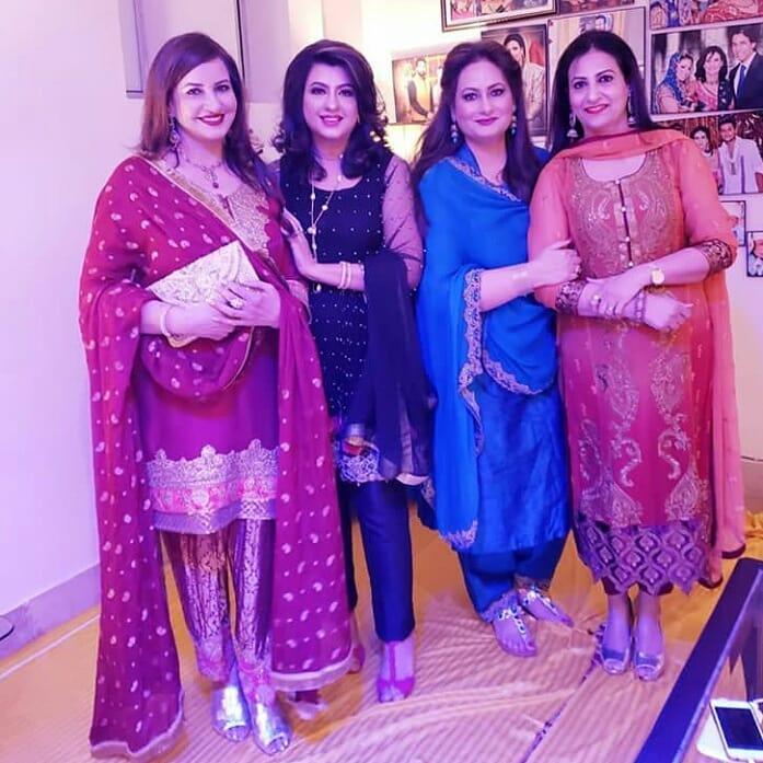 Wedding Preparations of Saba Faisal Elder Son Salman Faisal