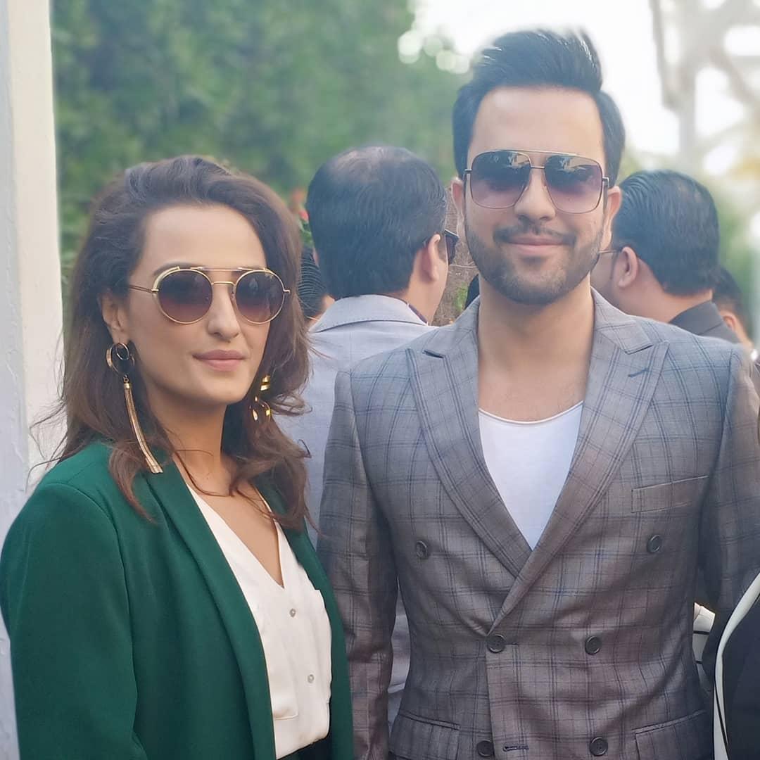New Photos of Showbiz Celebrities at Sunday Brunch By Hassan Rizvi