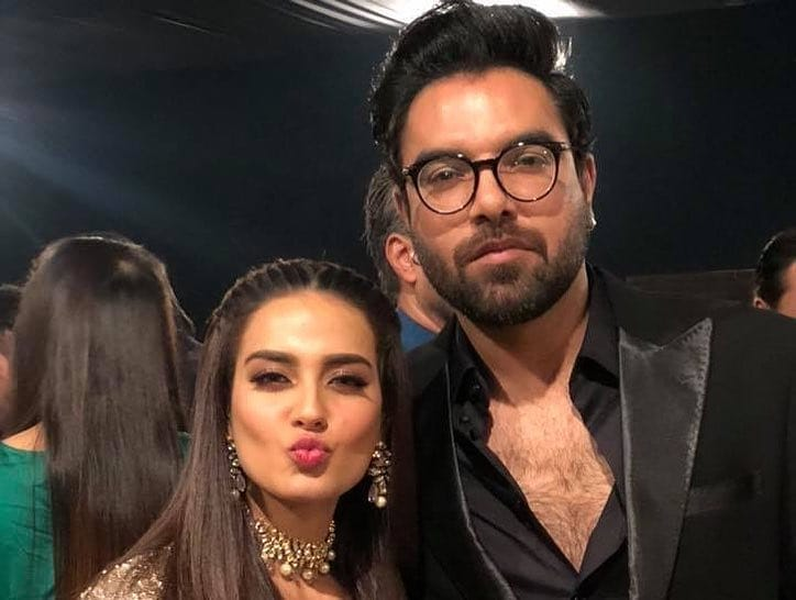 De Facto Couple Iqra Aziz and Yasir Hussain Hanging Out Together & their Fans Think they are in Realtionship