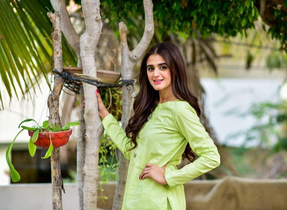 New Awesome Photos of Actress Hira Mani