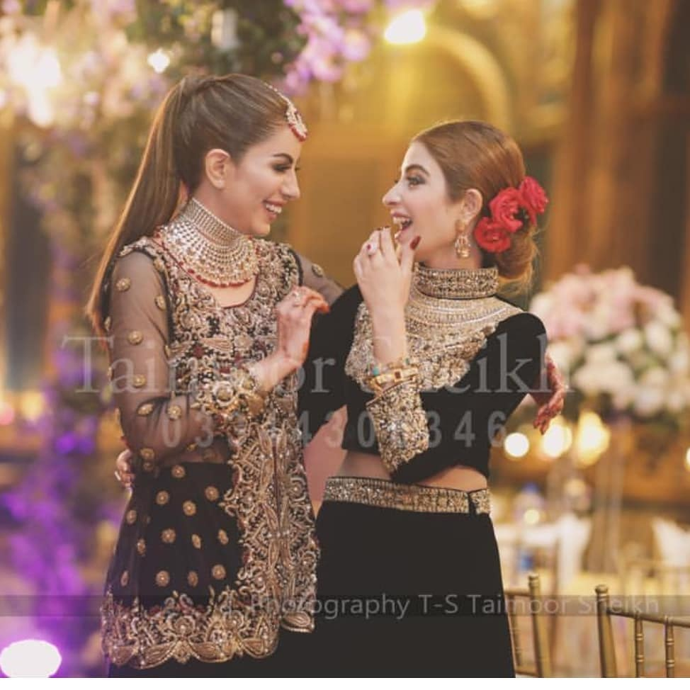 Awesome Photos of Kinza Hashmi at Salman Faisal Wedding Reception
