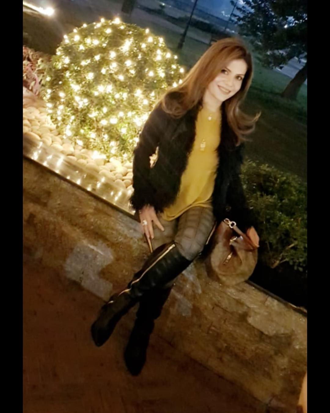 New Photos of Amber Khan in USA