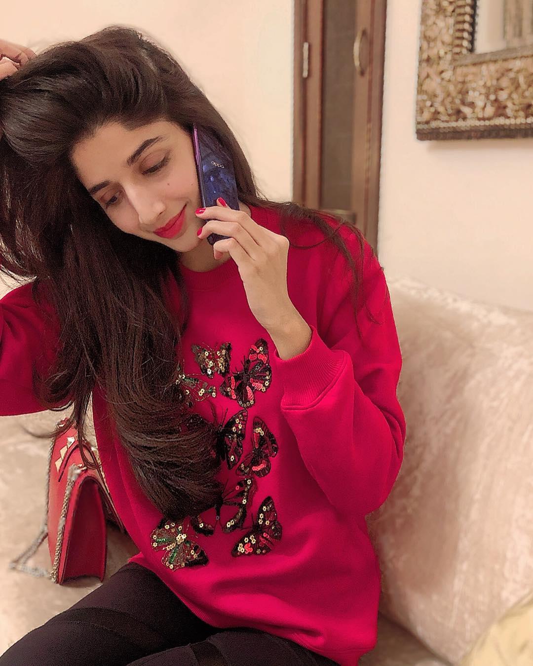 New Awesome Photos of Actress Mawra Hocane