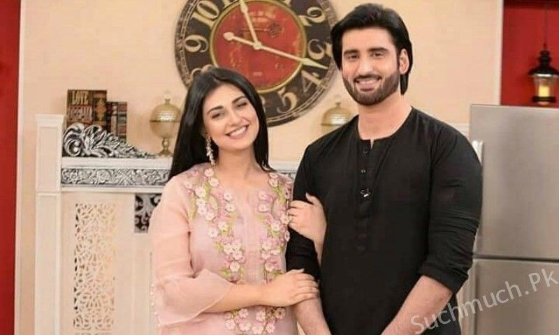 Agha Ali and Sara Khan Relationship Has Ended, Agha Ali Confirmed it
