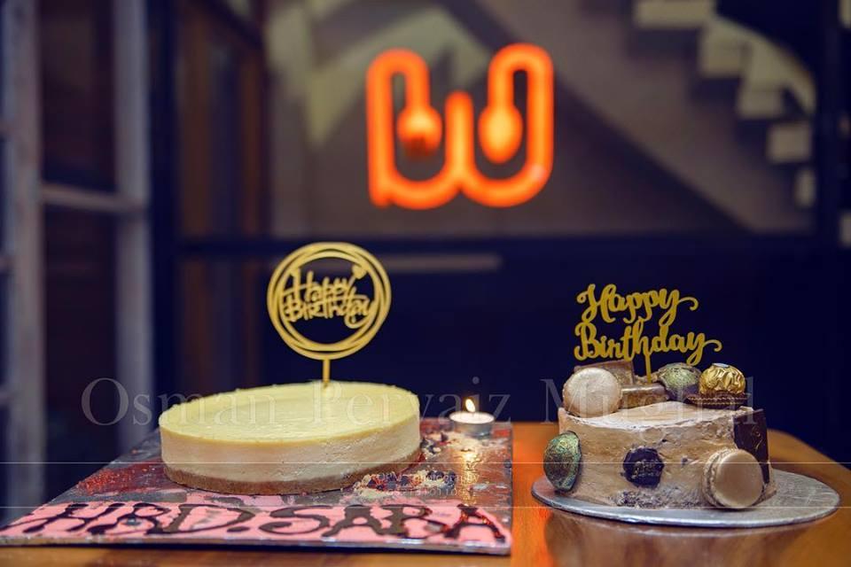 Complete Photos and Videos of Saba Qamar Birthday Party