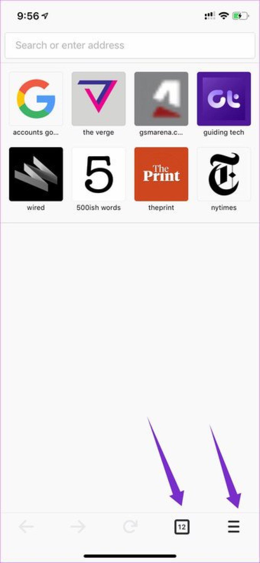 Firefox Options 2