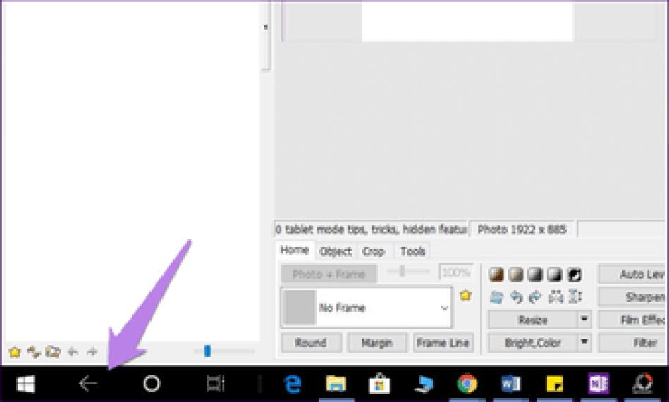 Windows 10 Tablet Mode Tips Tricks Hidden Features 14