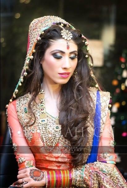 Awesome Wedding Photos of MPA and Fashion Designer Hina Pervaiz