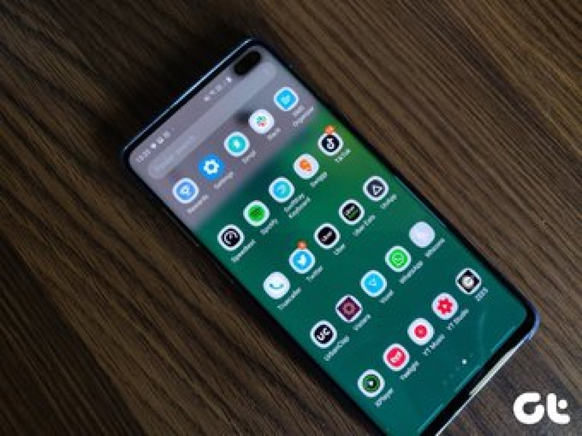 Samsung Galaxy S10 Plus 4