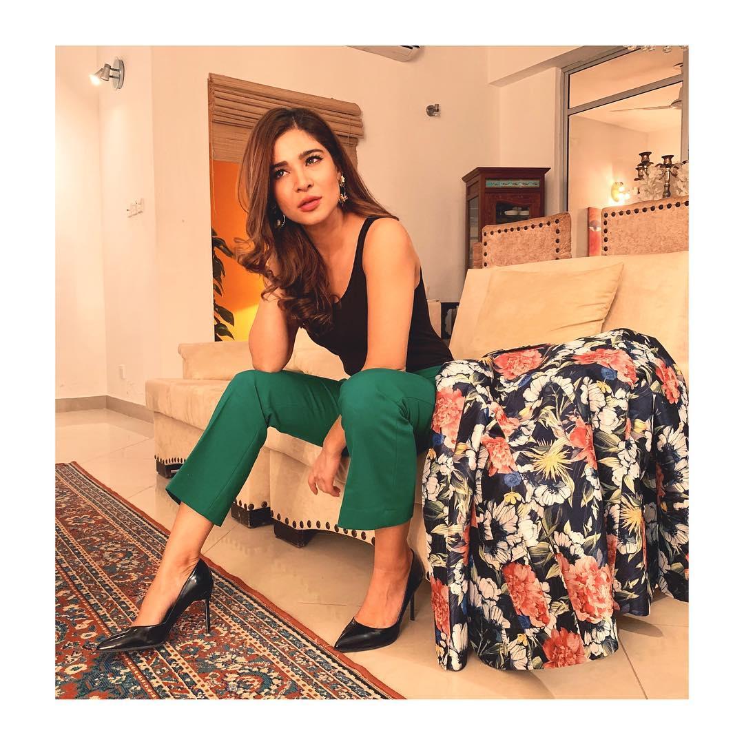New Photos of Ayesha Omar