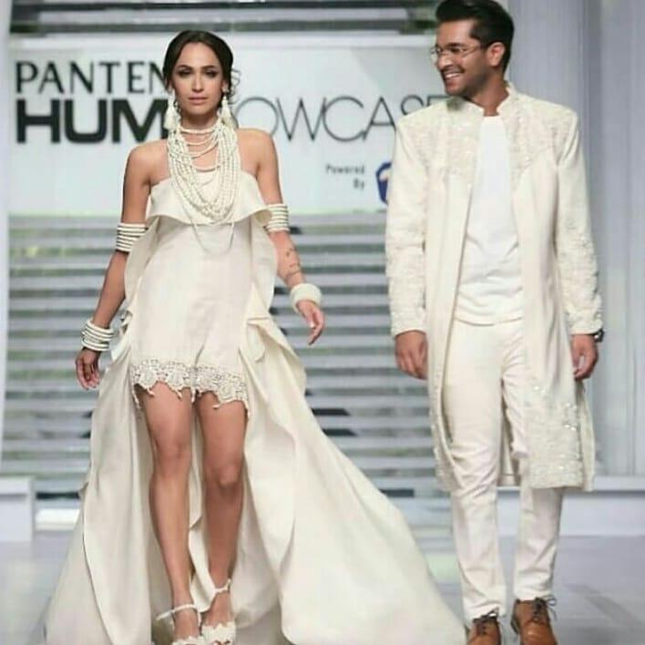 Faryal Mehmood Walk on Ramp at Pantene Hum Showcase