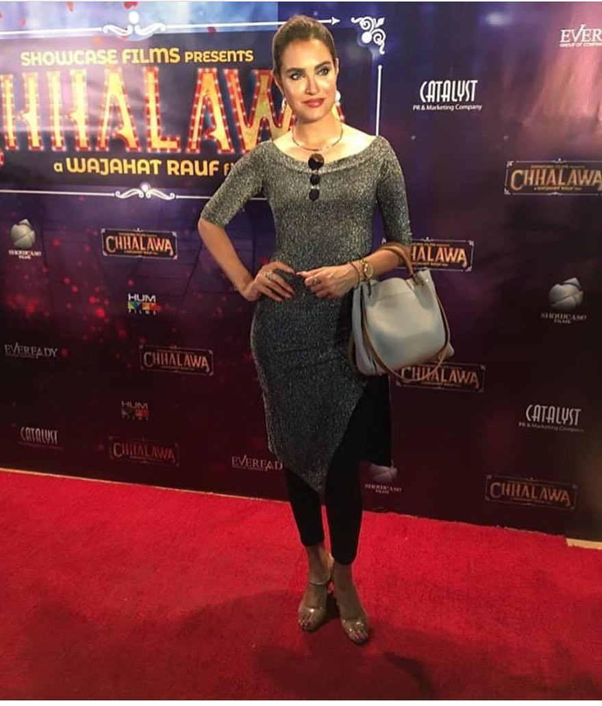Celebrities at the Trailer Launch of Upcoming Movie Chalawa