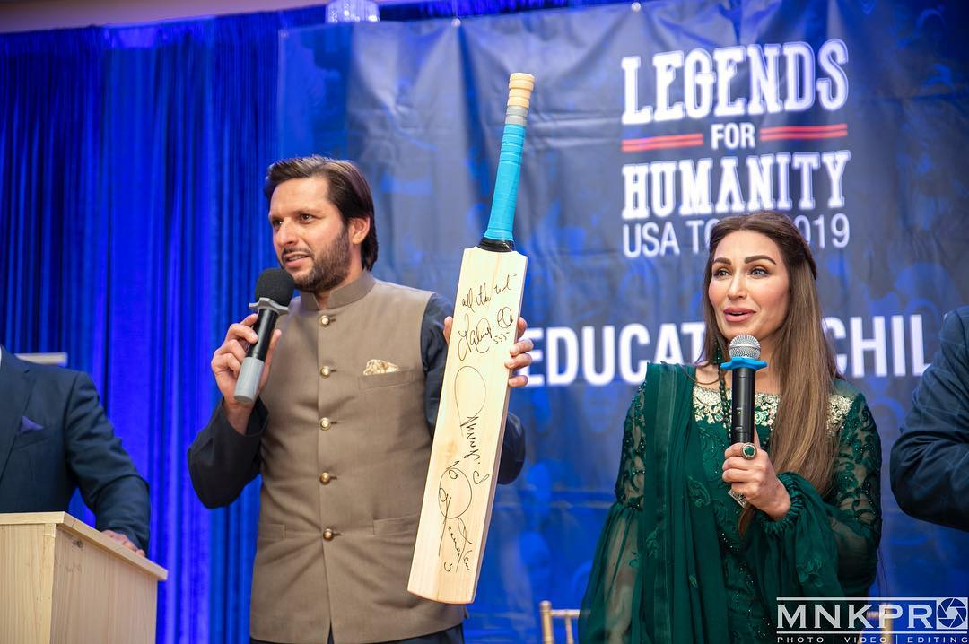 Awesome Photos of Reema at an Event in USA