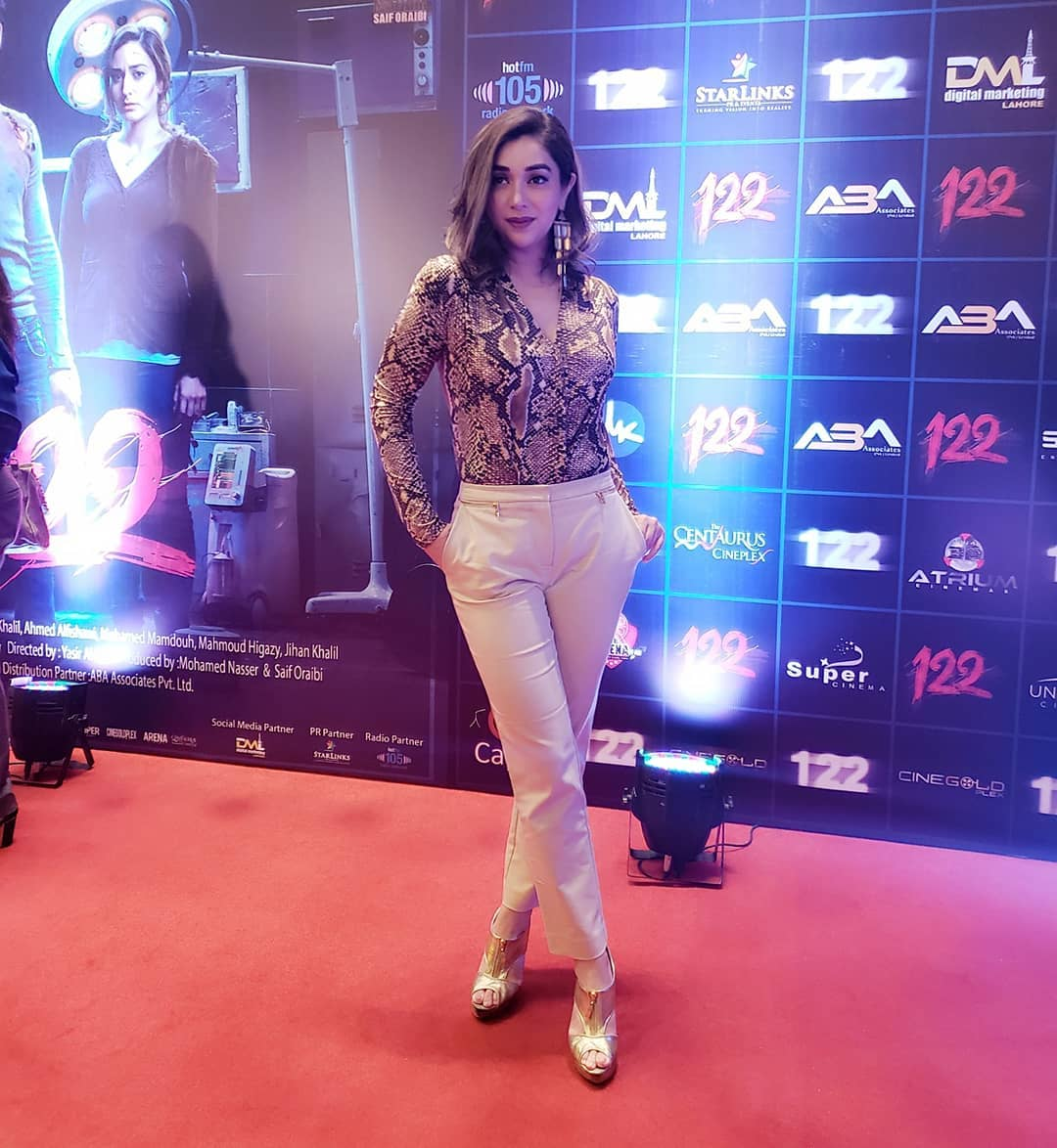 Celebrities at the Special Screening of Movie 'Avengers: End Game'