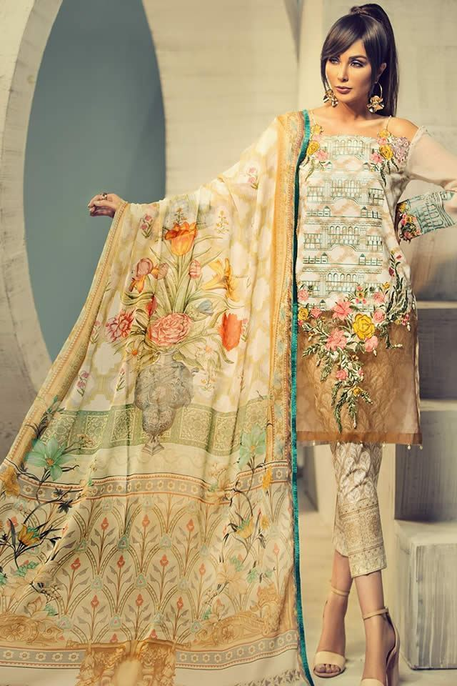 Stylish Eid Collection For Yr 2019 by Ittehad Textiles