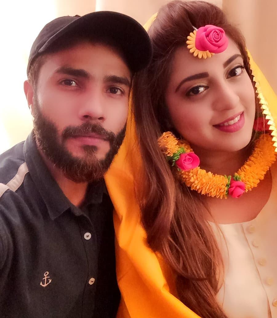 Iman Ali's Sister Rahma Ali Got Married