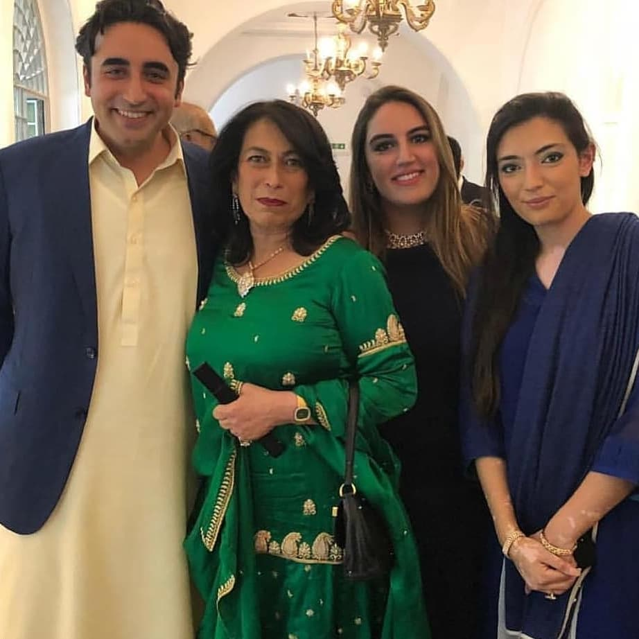 Awesome Wedding Photos of Benazir Bhutto's Niece Azadeh Bhutto