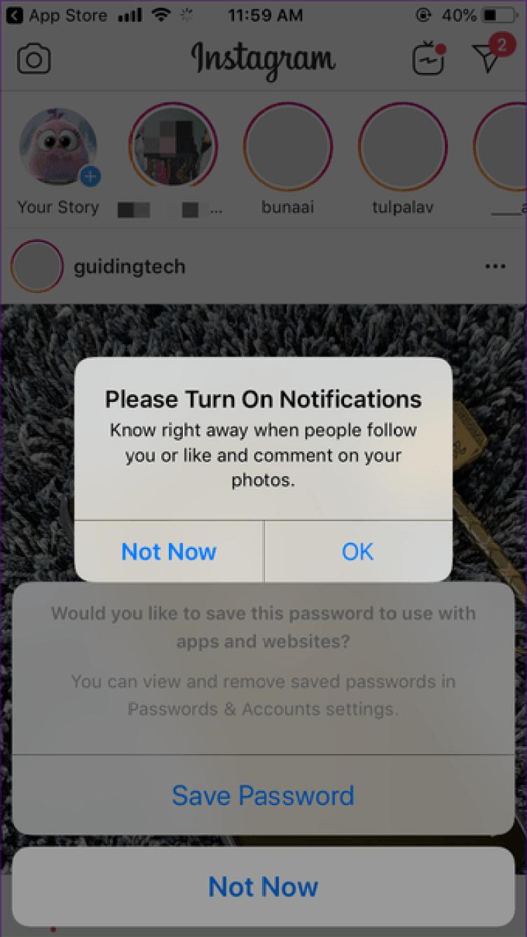 Instagram Notifications Not Working 23