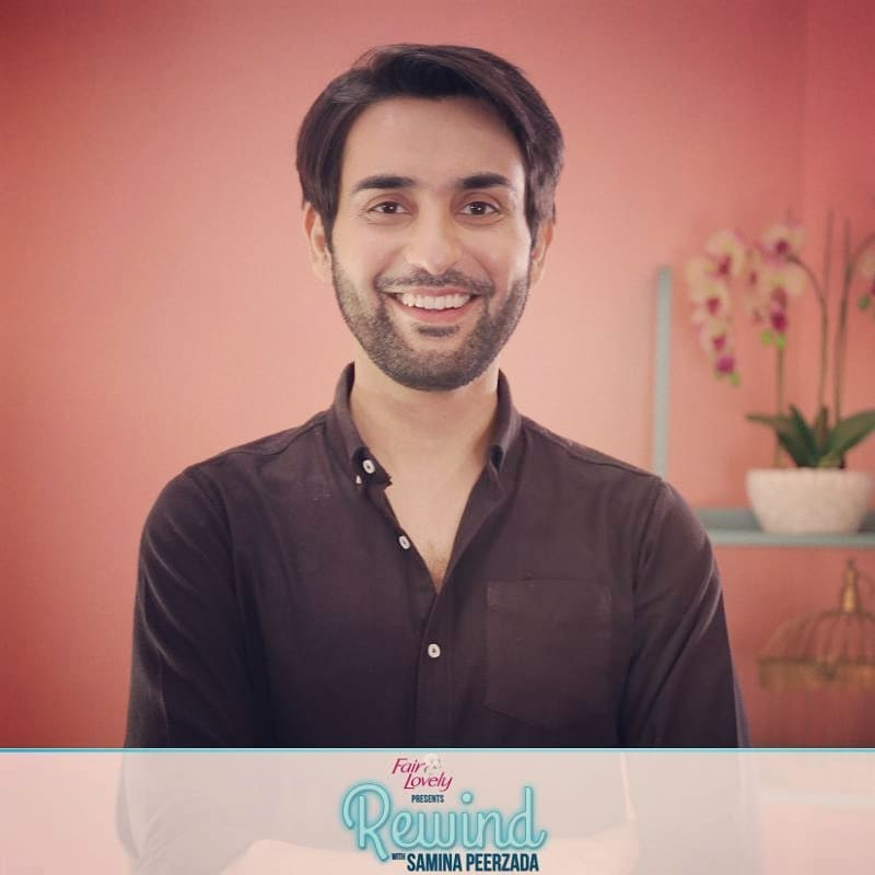 Affan Waheed First Time Talk about his Divorce in Samina Pirzada Show