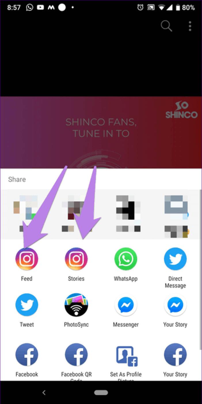 Facebook To Instagram 10