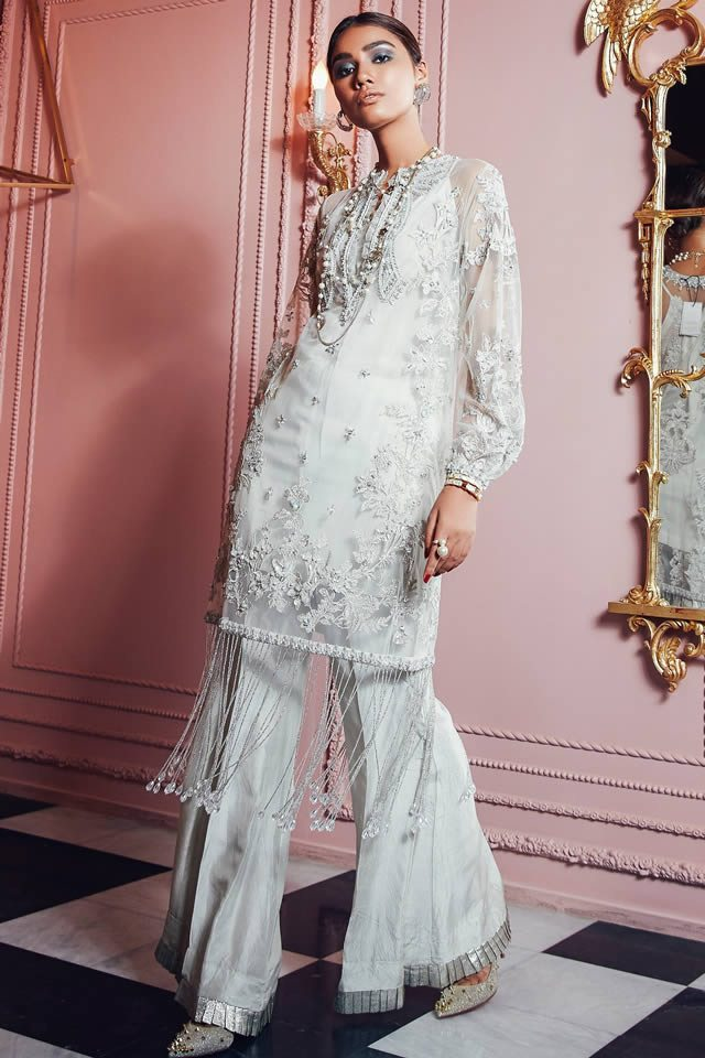 Stylish New Elan Unstitched Eid Collection For Yr 2019 Suits Online