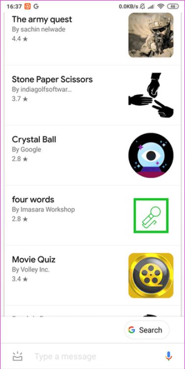 Hidden Google Games 19