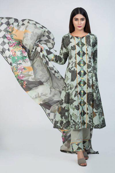 Stylish Khoob festive collection For Yr 2019 by Bonanza Satrangi Vol-1