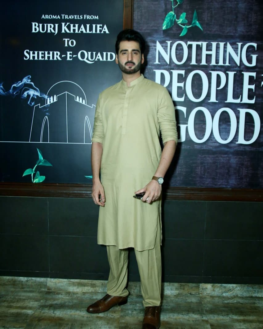 Awesome Photos of Celebrities at the Star Studded Sehri Party