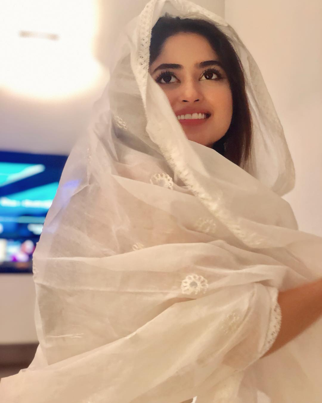 Sajal Aly and Ahad Raza Mir Officially Got Engaged