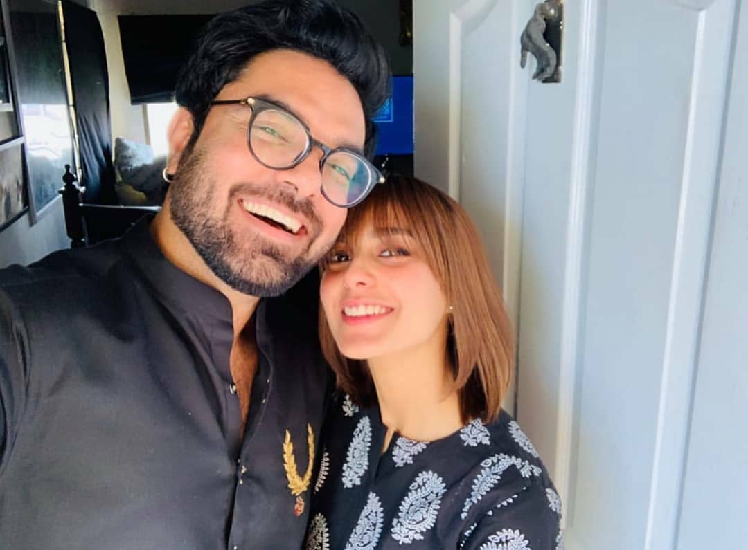 Awesome Photos of Iqra Aziz and Yasir Hussain in Thailand